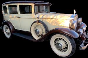 Klassieke auto huren met chauffeur in friesland