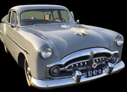 Klassieke auto huren in Friesland met chauffeur